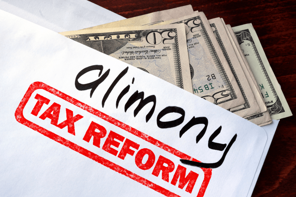 Alimony Tax Reform revolutionizes the divorce arena, and you need to know how it may affect you and your clients.