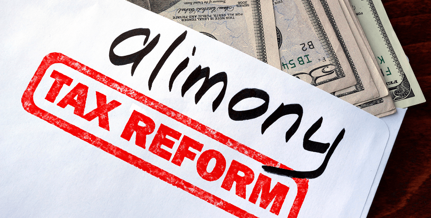 Alimony Tax Reform: Part II, section 2