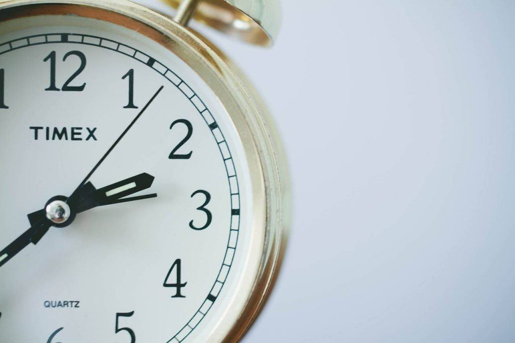 The Clock is Ticking: Don't Miss a Deadline