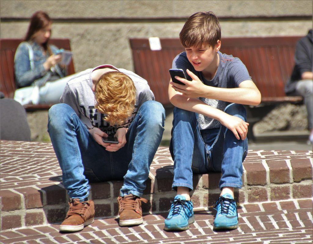 Internet Addiction in Teens