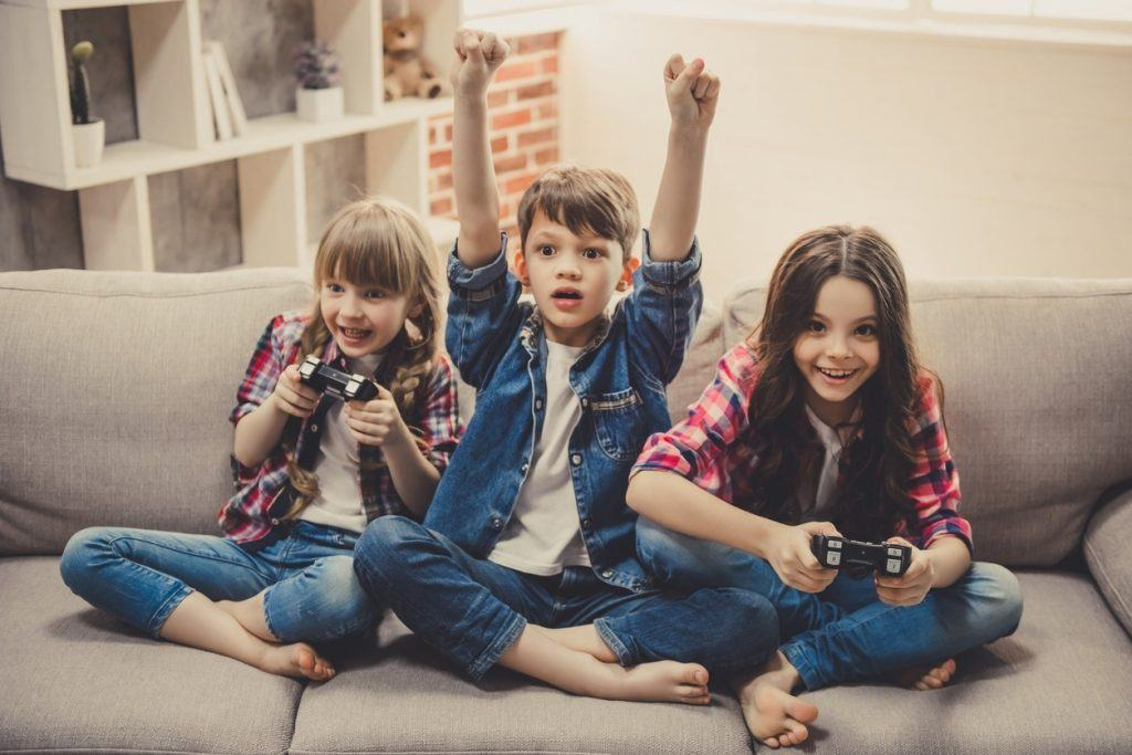 For a Healthy Summer, Limit Kids' Gaming